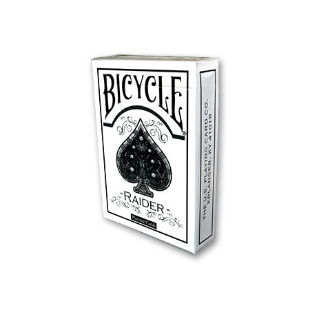 Bicycle Raider White