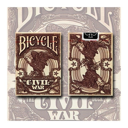 Bicycle Civil War (Rouge)