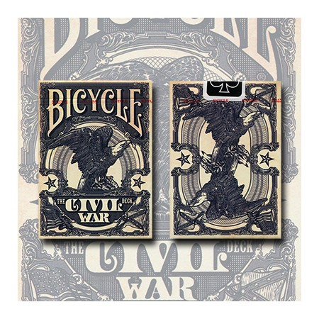 Bicycle Civil War (Bleu)