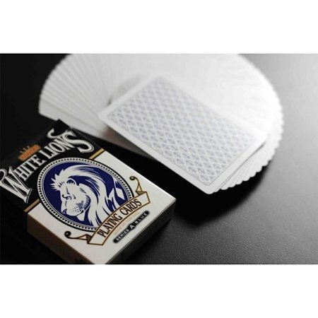 White Lions Series A (Blue)