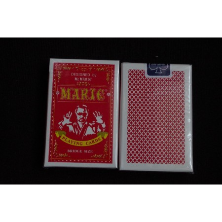 Mr. Maric Playing Cards Set