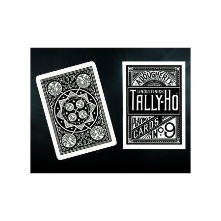 Black Tally Ho Deck