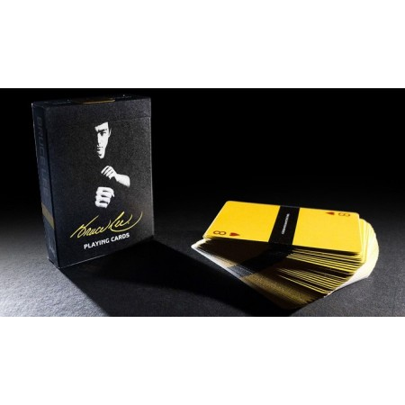 Bruce Lee Playing Cards V1